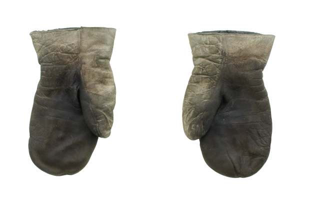Hans Isaksson, Gloves #17, 2014