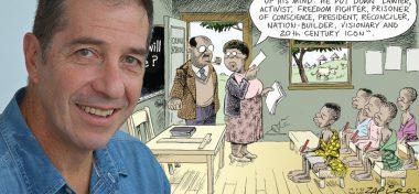 """Jonathan """"Zapiro"""" ShapiroFöreläsning 13 oktober kl 18"""