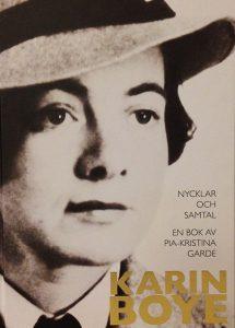 Karin Boye bok